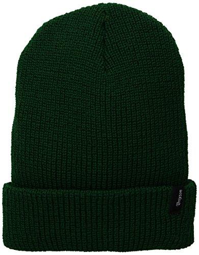 Green Cuffed Beanie - 2