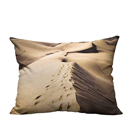 Amazon.com: YouXianHome Household Pillowcase Sandy Dunes in ...