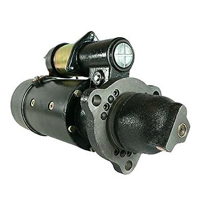 DB Electrical SDR0010 Starter For Case, Caterpillar, Cummins, Ford, Freightliner, Truck, Equipment 42MT 12 Volt / 10461033, 10461038, 10461052, 10461053, 10461126, 1990352, 1990363, 1990375, 1990398,: Automotive