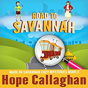 Road to Savannah Audiobook