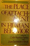 img - for Place of Attachment in Human Behavior book / textbook / text book