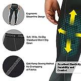 Roadbox Men's Compression Pants - Tights Base Layer
