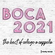 BOCA 2021: Best of College A Cappella