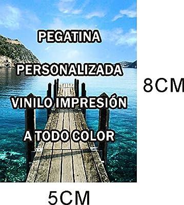 Pegatina Vinilo Personalizado con tu imagen o foto - Vinilo ...