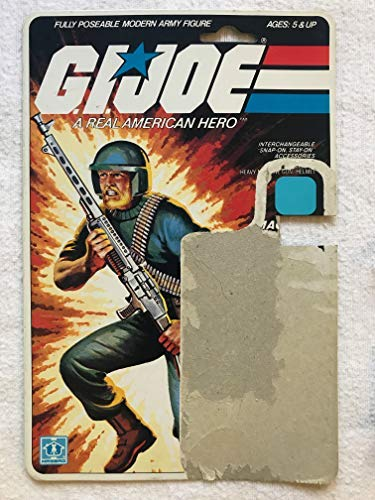 Vintage 1982 G.I. JOE 3 3/4