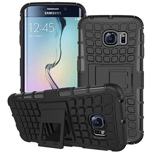 2 opinioni per Samsung Galaxy-S6 Edge, design alla moda, resistente agli urti, con doppia &
