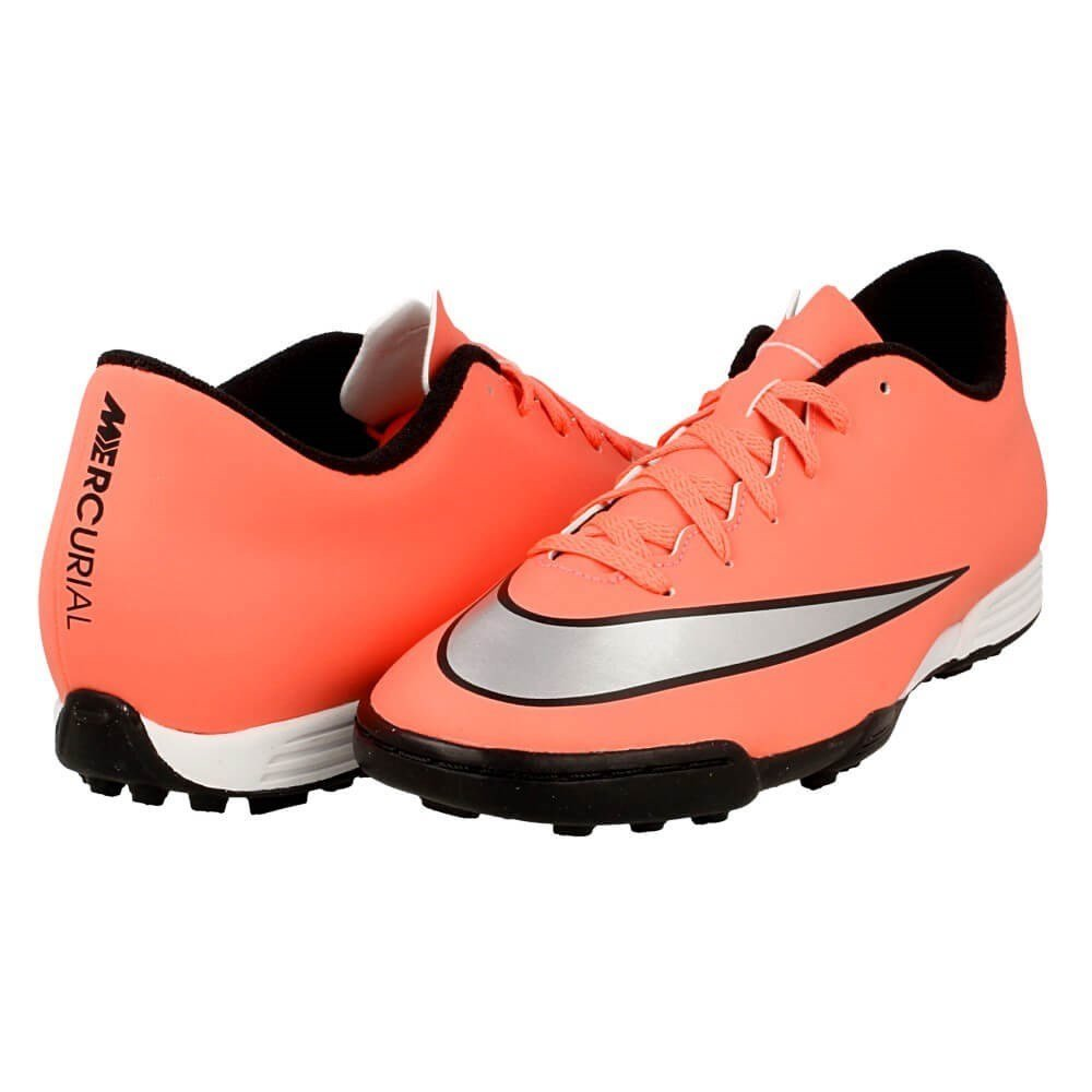 newest collection 18f52 292b1 NIKE Mercurial Vortex II TF, Chaussures de Football Compétition Homme  651649-107. Agrandir l image