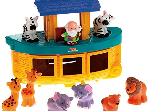 Fisher-Price Little People Noah's Ark by Fisher-Price (Image #7)