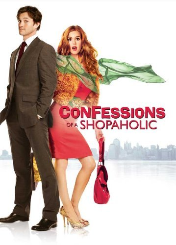 Confessions of a Shopaholic POSTER Movie (27 x 40 Inches - 69cm x 102cm) (2009) (Style B) -  Decorative Wall Poster, Z505455
