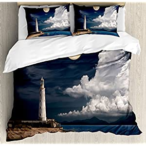 51tK%2BRDLpnL._SS300_ 100+ Nautical Duvet Covers and Nautical Coverlets For 2020