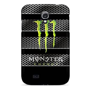 Samsung Galaxy S4 BgL13520dlSS Custom Stylish Monster Skin Perfect Hard Cell-phone Cases -MarcClements