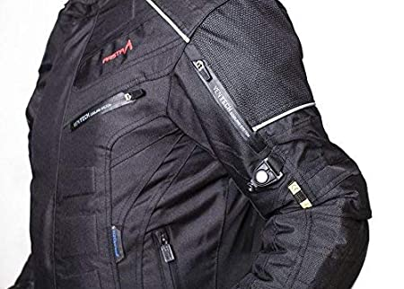 Chaqueta Black Version Talla XL
