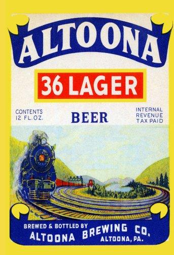 Altoona 36 Lager Beer 24