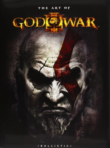 The Art of God of War III (The Art of the Game) (The Art Of God Of War 3)