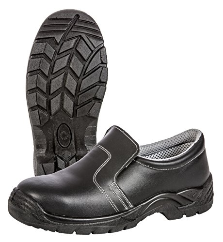 Seba 624nslce Schuh niedrig, Schwarz S2SRC, Größe 40
