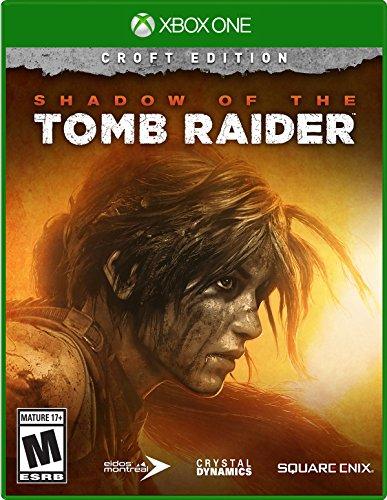 Shadow of the Tomb Raider - Digital Croft Edition - Xbox One [Digital Code] by Square Enix