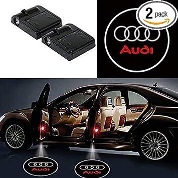 fit camaro-ss Bearfire 2 Pcs Wireless Car Door Led Welcome Laser Projector Logo Light Ghost Shadow Light Lamp Logos