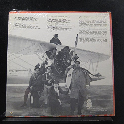 The Ever-Green Blues - 7 Do Eleven - Lp Vinyl Record
