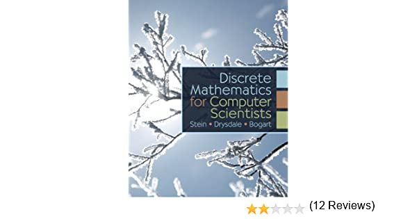 Discrete mathematics for computer scientists cliff l stein discrete mathematics for computer scientists cliff l stein robert drysdale kenneth bogart 9780132122719 amazon books fandeluxe Choice Image