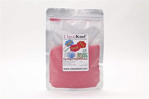 Classikool® Instant - Azúcar para algodón de azúcar, paquete de ...