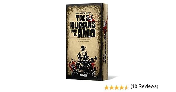 Tres Hurras por el Amo - Juego de cartas (Edge Entertainment EEAGTC01) , color/modelo surtido: Amazon.es: Juguetes y juegos