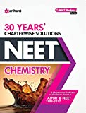 30 Years' Chapterwise Solutions CBSE AIPMT & NEET - Chemistry