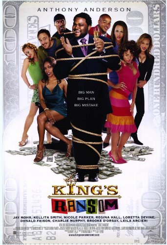 King's Ransom Movie Poster (27 x 40 Inches - 69cm x 102cm) (2005) -