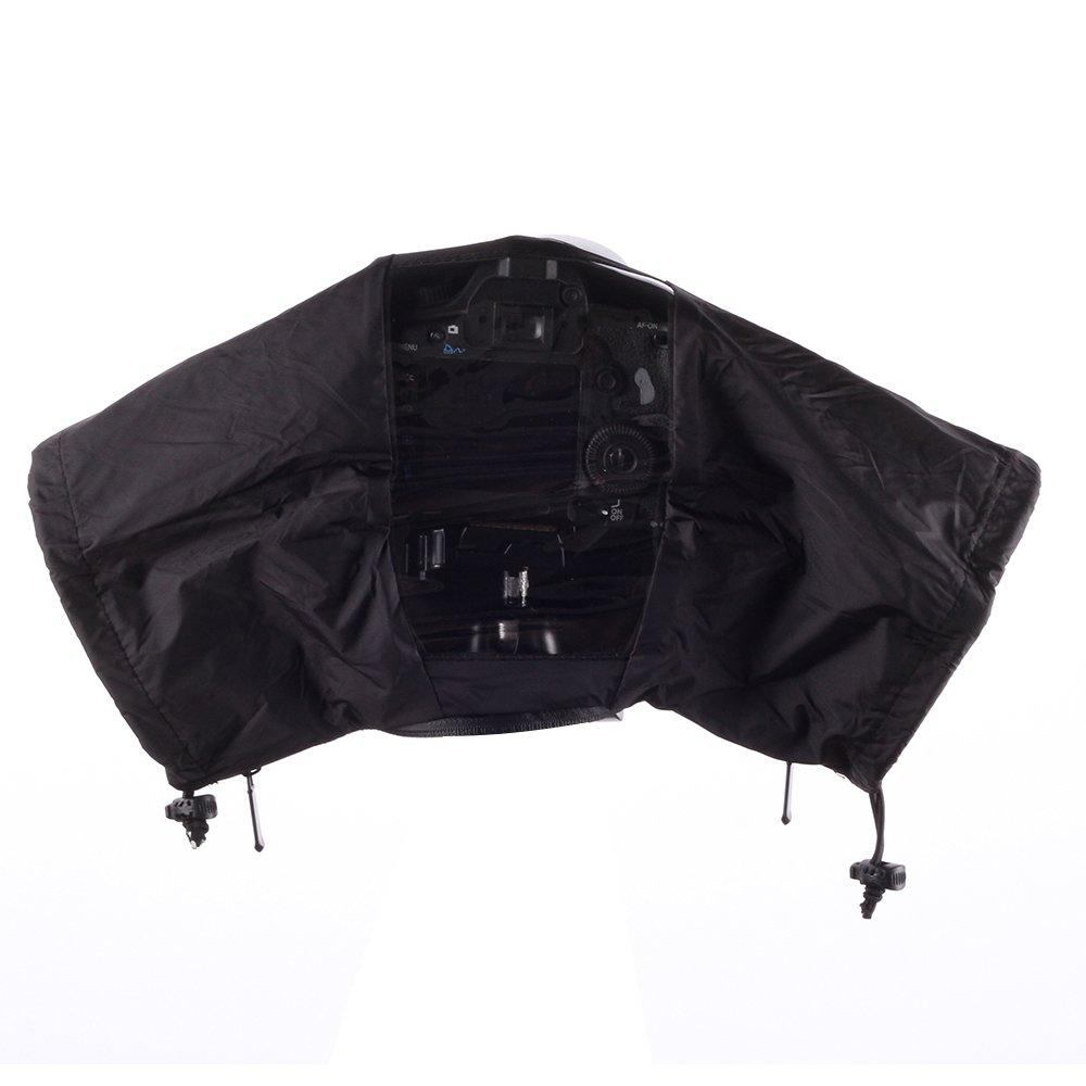 Foto4easy Waterproof Rain Cover Protector for Sony A7 A7S A7II A7RII Leica Q EOSM3 Mirrorless Camera