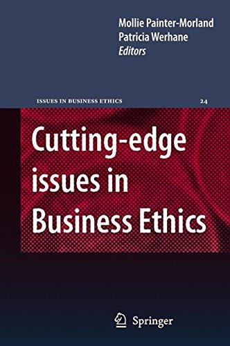 Cutting-edge Issues in Business Ethics: Continental Challenges to Tradition and Practice