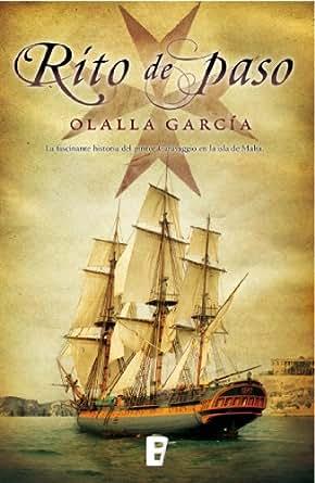 Amazon.com: Rito de paso (B de Books) (Spanish Edition) eBook: Olalla