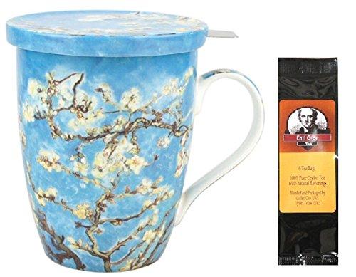 Blossom Almond Tea - 1