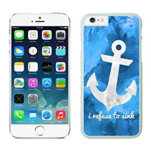 Art Anchor Iphone 6 Cases White
