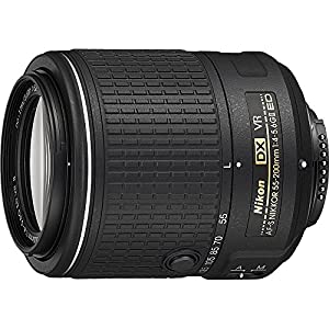 Nikon 55-200mm f/4-5.6G VR II DX AF-S ED Zoom-Nikkor Lens (Certified Refurbished)