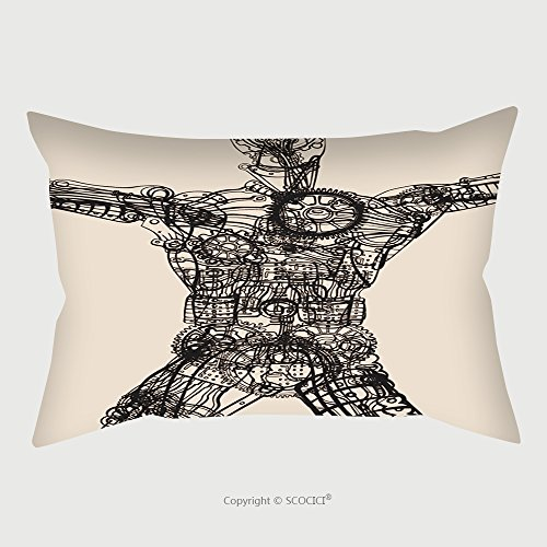 Custom Satin Pillowcase Protector The Inner Transparency Body Mind Spirit 150798281 Pillow Case Covers Decorative by chaoran