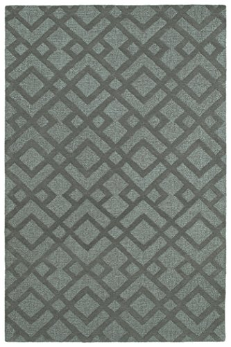 Kaleen Rugs SSO02-56-23 Stesso Collection Hand-Tufted Area Rug, 2' x 3' , Spa by Kaleen Rugs