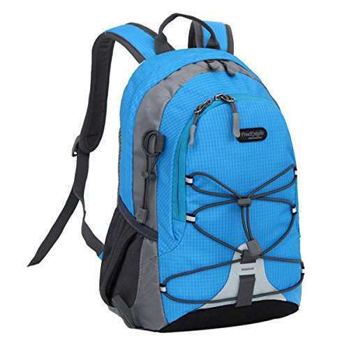 Free Knight Children Bag Small Backpack Daypack Rucksack for Sport Travel Camping - Blue