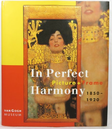 In Perfect Harmony: Picture + Frame 1850-1920 Eva Picture Frame