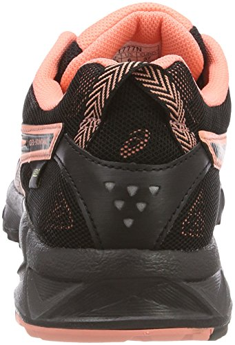 Traillaufschuhe Asics Damen Pinkblack Black 3 9006 Schwarz Begonia tx Gel G 9006 T777n Sonoma 8U4x8Rrqw