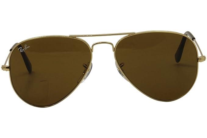 0c1b85b4f1 Ray-Ban- Gafas de Sol AVIATOR MOD: Amazon.es: Ropa y accesorios