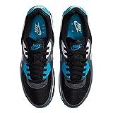"""Nike Men's Air Max 90""""Laser Blue Black/Neutral"""