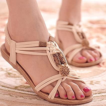 3c6e0eff877f Amazon.com  Wyhui Good Quality Women Shoes Sandals Comfort Sandals ...