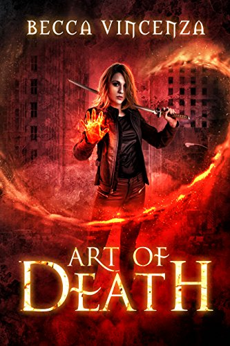 Art of Death (Curse Breakers Book 1)
