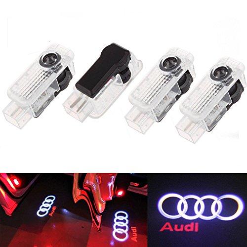 1 opinioni per THG Kit di proiettori LED per portiere auto con logo illuminato