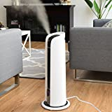 MD Group Air Diffuser Humidifier 6L Cool Mist Air Humidity...