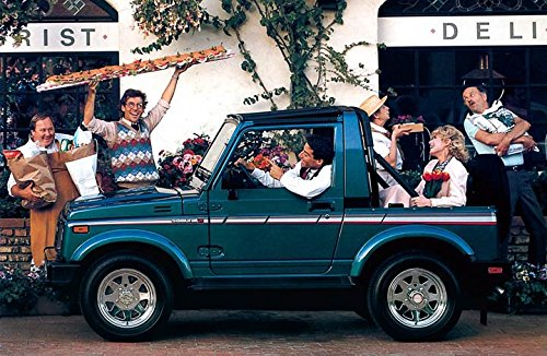 1987-suzuki-samurai-convertible-truck-photo-poster