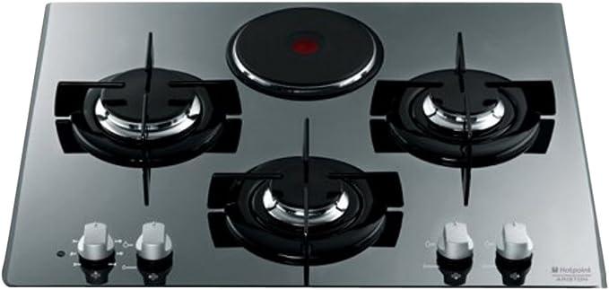 Hotpoint-Ariston TD 631 Sixhaice placa de cocción mixta eléctrica ...