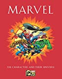 marvel super villains book - Marvel: The Characters and Their Universe