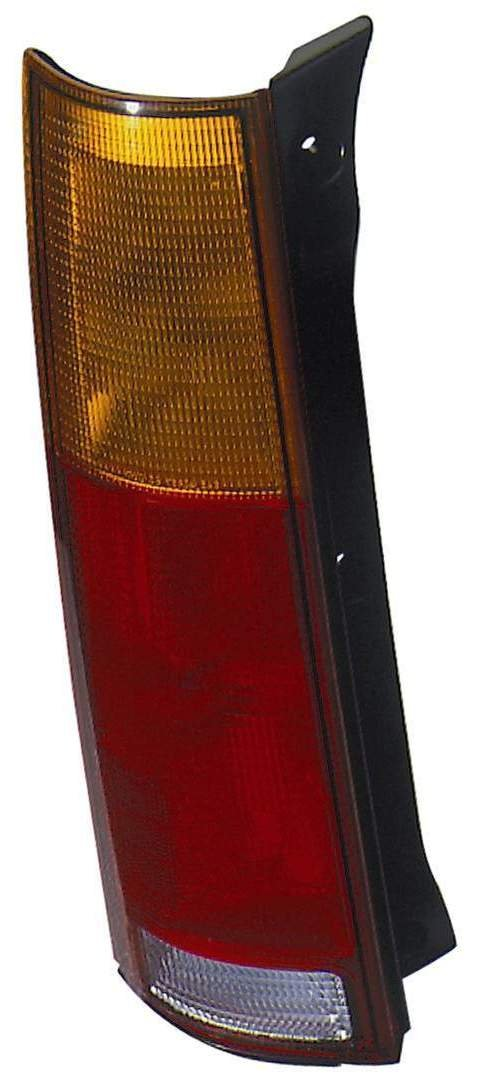 Depo 317-1921R-US Honda CR-V Passenger Side Replacement Taillight Unit without Bulb 02-00-317-1921R-US