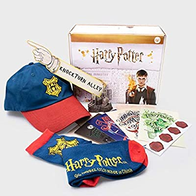CultureFly Harry Potter Exclusive Collectors Box: Toys & Games