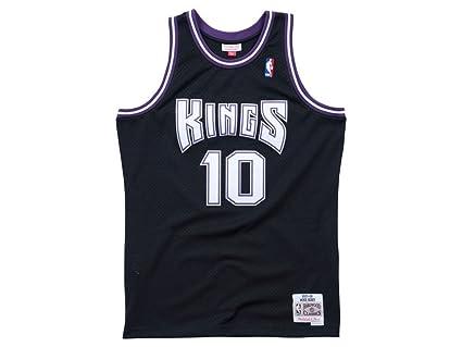 competitive price c0700 c4133 Amazon.com : Mitchell & Ness Mike Bibby Sacramento Kings ...